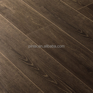 PINGO High quality 8mm oak walnut cherry teak colours laminated floorings