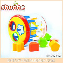 Baby educational toys Roller educational block for baby