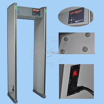 waterproof door frame metal detector XLD-A1