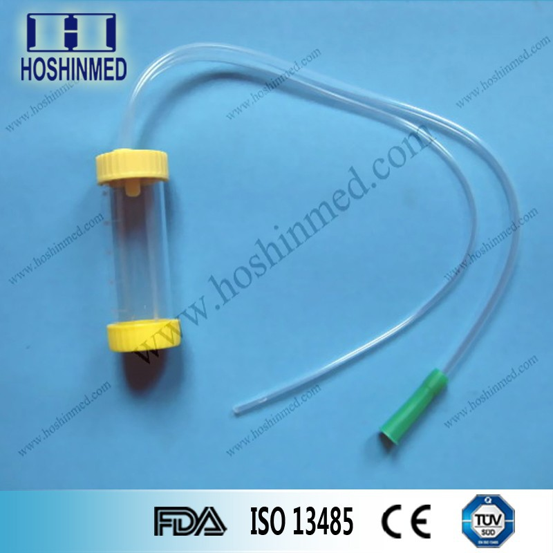 High quality medical foreign sputum mucus extractor with CE&ISO certificate