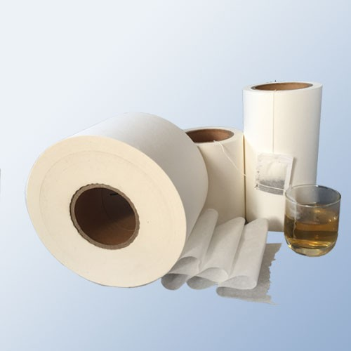 white color filter paper