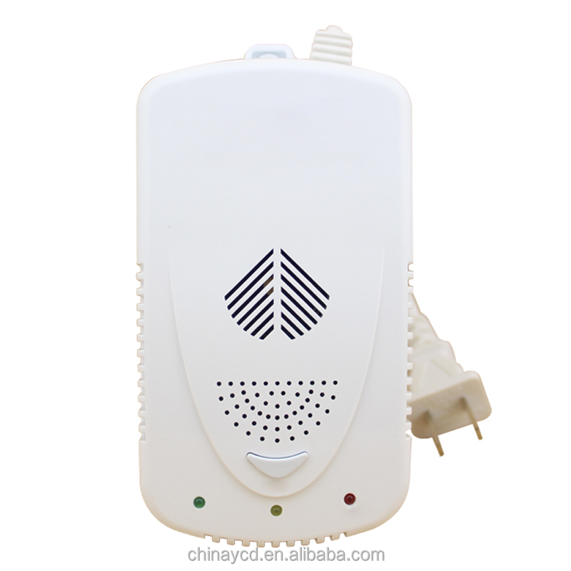 Intelligent Gas Alarm Wireless/Wired Portable Combustible Gas Detector for LPG/Coal Gas
