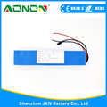 18650 li-ion rechargeable power type battery 48v 8.8Ah applied in electric scooter