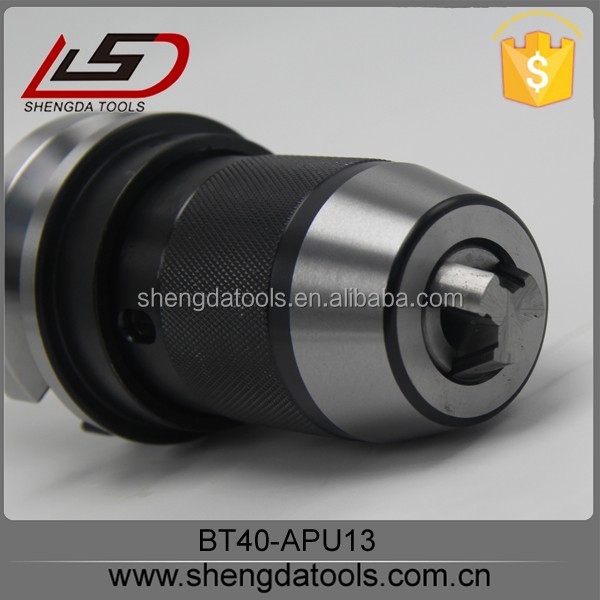 wholesale new design high quality bt40 drill chuck for cnc machinery tools