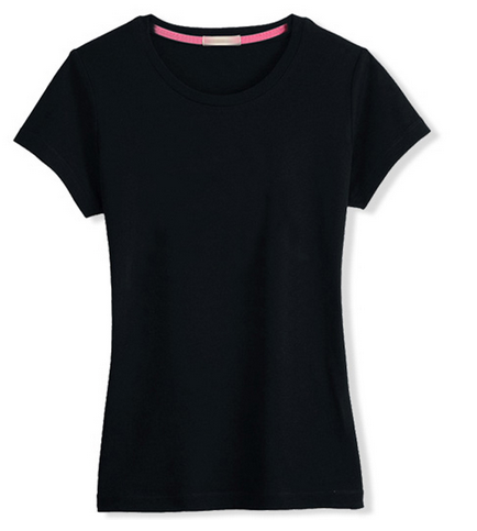 Women's t shirt Short Sleeve o neck Blank 100%polyester Dryfit Quick Dry t-shirt tee