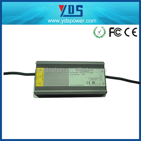 IP 68 constant voltage 300W 12V led driver constant current waterproof IP67 700mA led driver