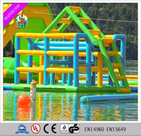 2016 popular water park games inflatable suit toys for kids and adults for sale