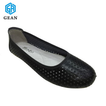 High Quality Factory Directly Genuine Leather Shoes OEM