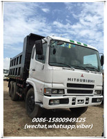 mitsubishi dump trucks made in japan for sale
