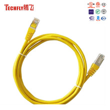 High quality copper UTP cable nexans cat6 patch cord
