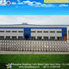 low cost factory workshop steel building/ large span steel space frame structure warehouse/chinese prefabricated warehouse