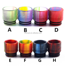 Epoxy resin 810 Drip tip TFV12 TFV8 528 e cigar vape replacement mouth piece electronic cigarette nz online
