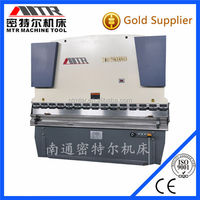 MTR stainless steel rebar bending machine price WC67Y - 300 /3200
