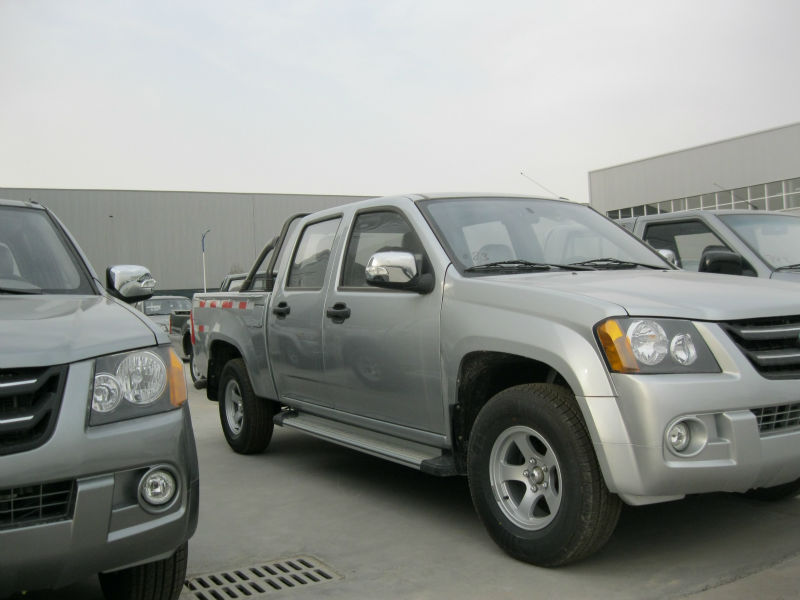 4x4 pick up truck made in China