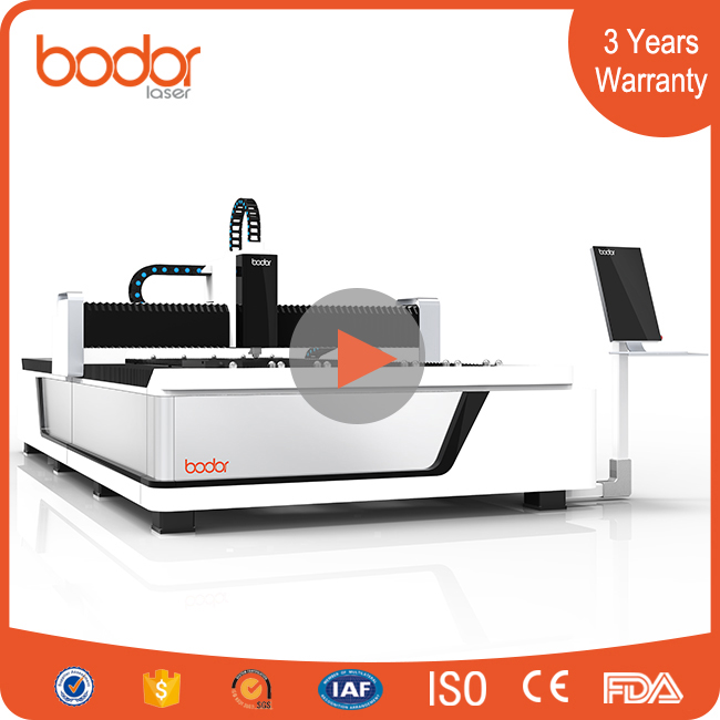 Widely used laser cutting maching with CE and ISO