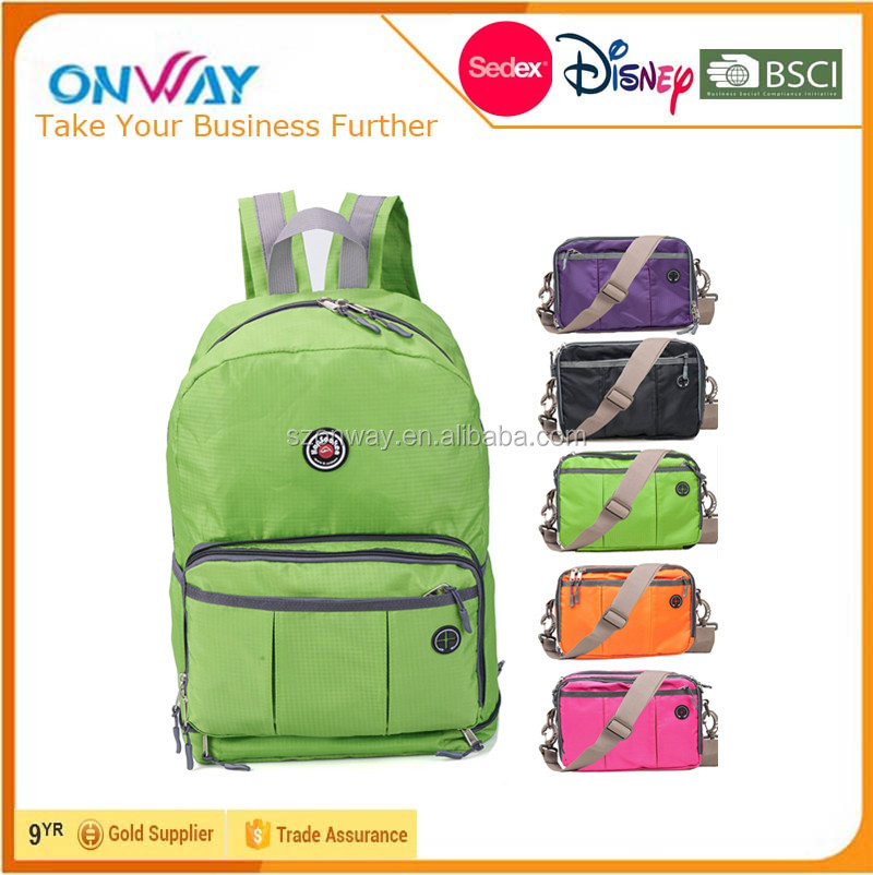 Traveling School Ultra Lightweight Hiking Backpack Laptop Bags