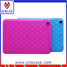 hot selling wholesale rhinestone heavy duty back cover for ipad