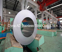 Professional Chinese supplier stainless steel 430 1.2mm coil mirror finish PVC film