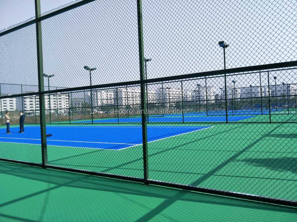 Water based children care tennis court floor paint acrylic coating