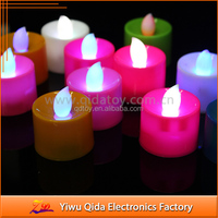 flameless moving wick led candle