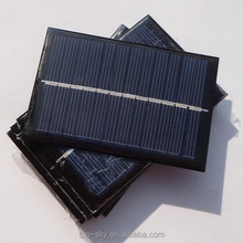 53*30mm Size Solar Cell Panel Module 5V 30MA Small Mini Power Solar Panels For Solar Lights DIY Study Solar Toy Use
