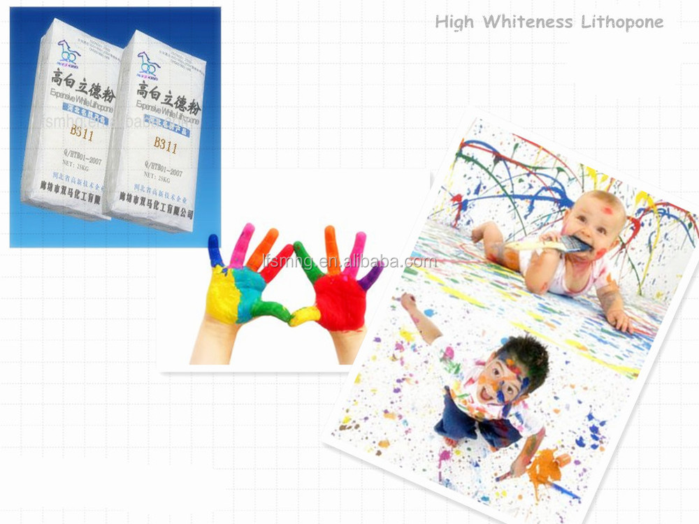 high whiteness lithopone 28%-30% B311 for coating&paint