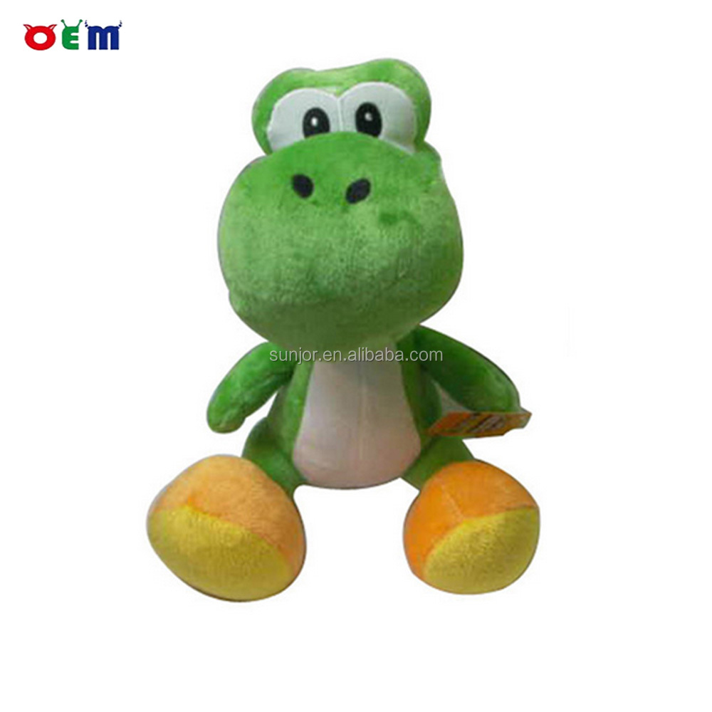 Plush Super Doll Mario Plush Dinosaur Toy