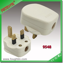 UK plug 13Amp plug with fused electric plug