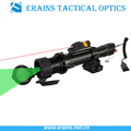 Subzero Zoomable 50mw Night Vision Weapon Sight of Green Laser Designator Illuminator with 5mw IR laser sight combo