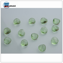 DIY High Quality Glass Beads Wholesale special shaped Straight hole beads