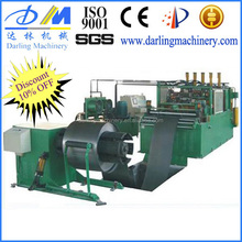 CE ISO9001 Alibaba trade assurance transformer steel core Silicon sheet slitting line