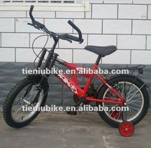 2012 popular models heavy weight child bike more designs for South American market