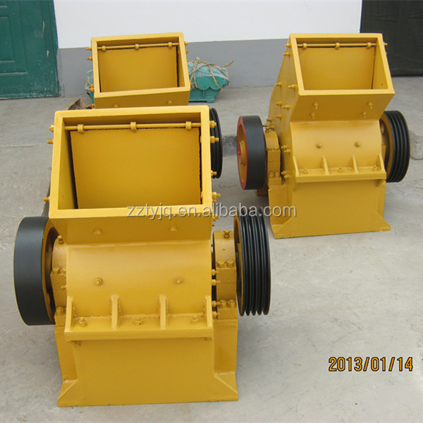 high efficiency coal gangue hammer mill crusher for sale