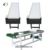 540 logistics industry 90 degree PVC belt conveyor