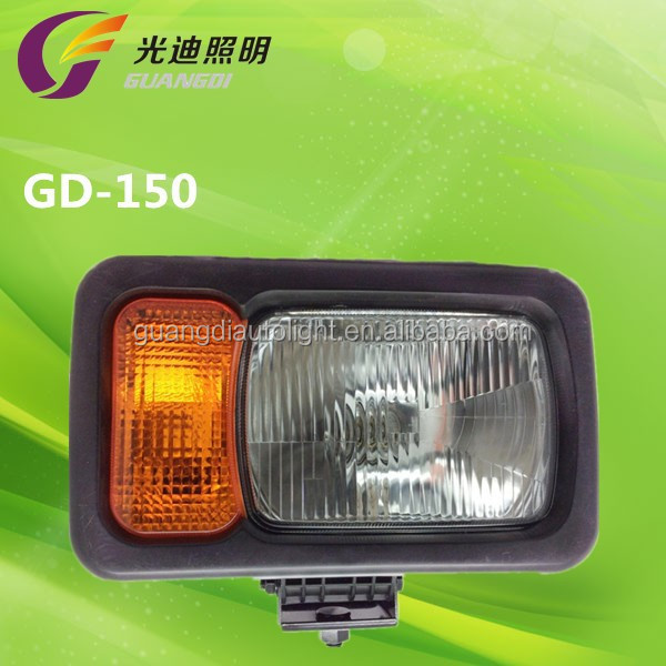 Snowing low temperature affordable powerful led snow plow light