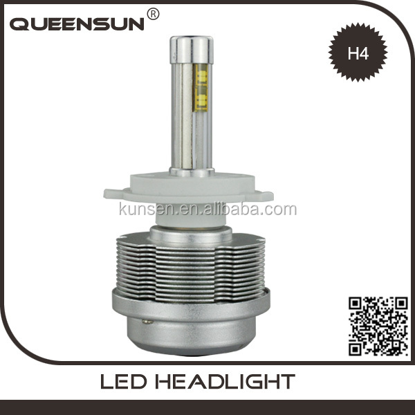 High quality 30W <strong>led</strong> headlight japan with temperature sensor protection system