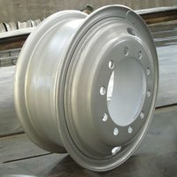 truck steel wheel rims 8.5-24 with factory direct sales