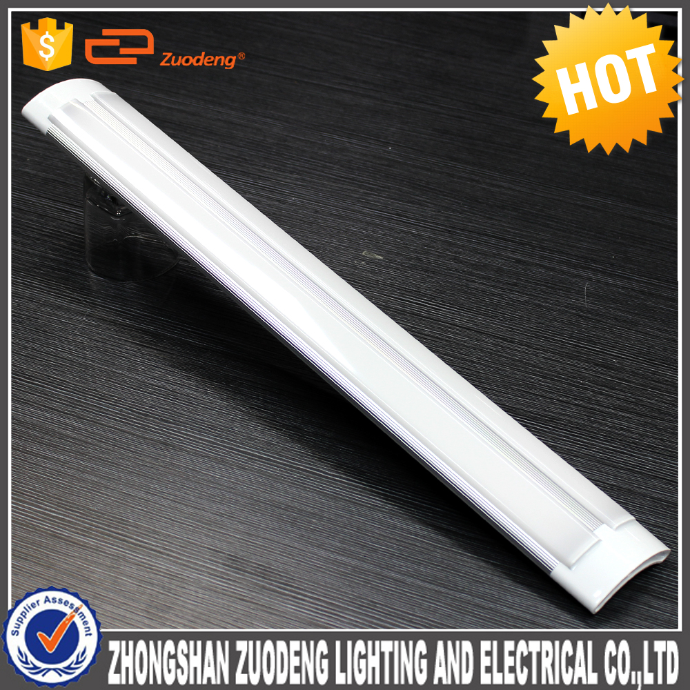New style customized 12w 15w 18w commercial twin T8 4ft t4 led tube light