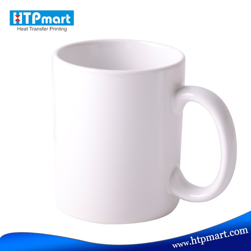 Sublimation blanks /sublimation white ceramic mug for wholesale