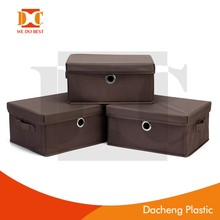 plastic packing pp corrugated plastic box with cover