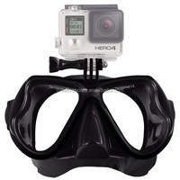 Water Sports Diving Equipment Diving Mask Swimming Glasses for Go Pro HERO4