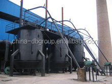 Energy saving high efficiency coal gasifier Used for Cold Gas Station