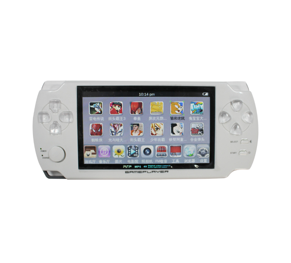 4 inch TFT Handheld Game Player