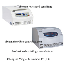 table top low speed centrifuge 4000rpm to 6000rpm