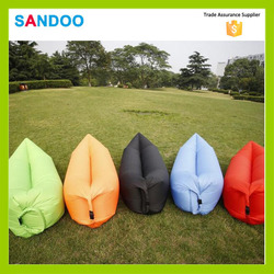inflatable lazy boy sofa bed, lazy outdoor sleeping bag bed hangout