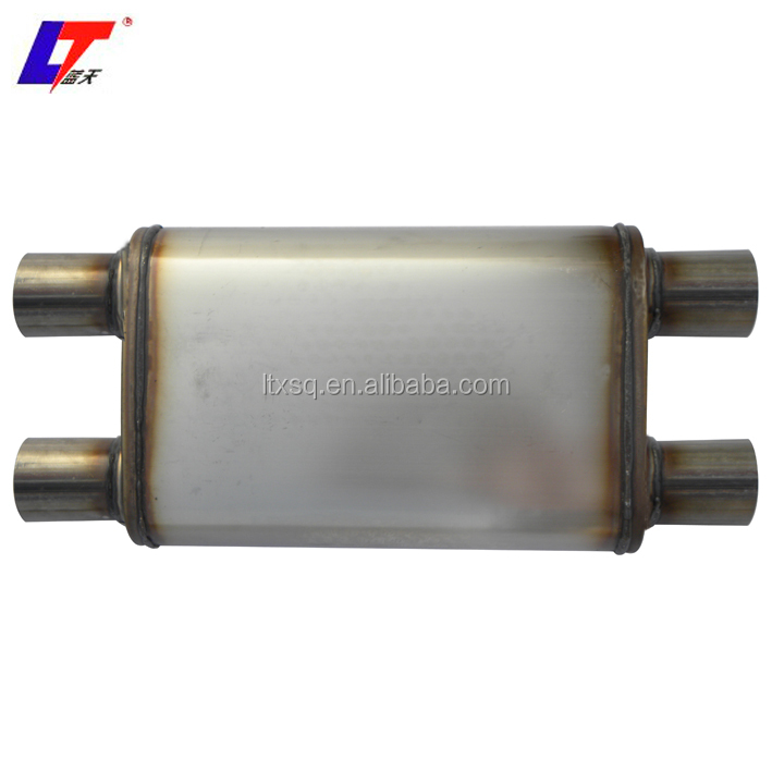 Auto universal sport racing car silencer Truck Exhaust Muffler,exhaust universal sport racing car silencer
