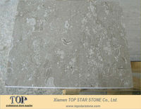 Competitive Sicily Beige Marble Floor Tile
