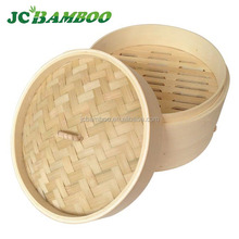 3-tier stackable baskets electric bamboo steamer