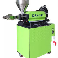 PLASTIC RUBBER INJECTION MOLDING MACHINE UNIT
