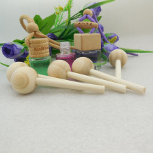 Scented wood wooden round ball with rattens